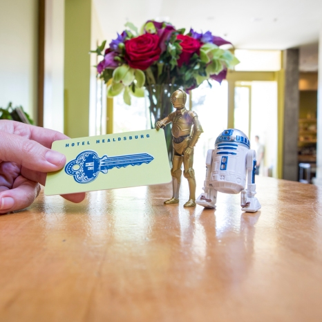 Star Wars Day Weekend Getaway to Wine Country