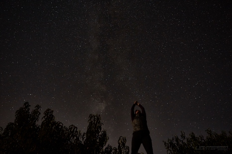 Reaching for the Milky Way
