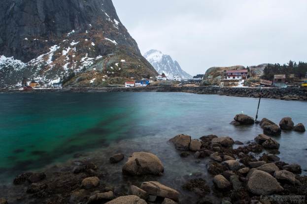 Hamnøy, Lofoten. All Rights Reserved.
