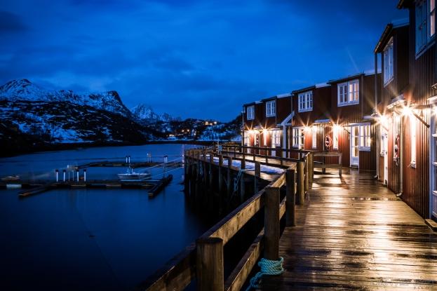 Hamnøy, Lofoten. All Rights Reserved.