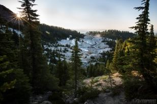 Lassen Volcanic Park Sulfur Works
